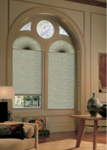 Specialty Window - Curved Top Window