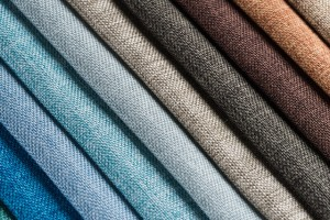 Multi-Color Eco-Friendly Fabric Samples